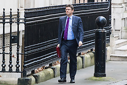 Downing Street, London, December 13th 2016. Business Secretary Greg Clark arrives at the weekly meeting of the cabinet at Downing Street, London.