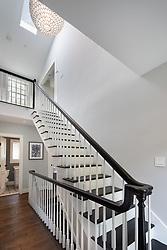 5026 Klingle house staircase VA 2-174-311