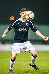 Falkirk's Stewart Murdoch..Falkirk 1 v 1 Raith Rovers, 5/3/2013.