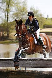 Vos Kelly, BEL, Zamine D.D.H.<br /> Nationale LRV-Eventingkampioenschap Minderhout 2017<br /> © Hippo Foto - Kris Van Steen<br /> 30/04/17