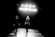 RŸützau backstage.
