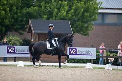 Gal Edward, NED, Glock's Toto Jr.<br /> Nederlands Kampioenschap<br /> Ermelo 2021<br /> © Hippo Foto - Dirk Caremans<br />  05/06/2021