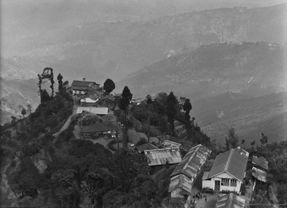 Himalayan Landscape, Teesta Valley on the Way to Siliguri, India, 1929
