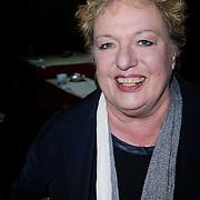 NLD/Hilversum/20111115 - Boekpresentatie Zangeres Zonder Naam van Ben Holthuis, Astrid Nijgh