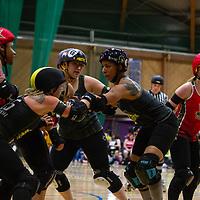 04 Birmingham Blitz Dames vs Steel Hurtin'