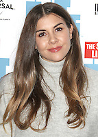 Imogen Thomas, The 'Petmiere' of The Secret Life of Pets to mark the UK DVD Release, Prince Charles Cinema, London UK, 12 November 2016, Photo by Brett D. Cove