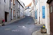 Sancerre village, Loire, France