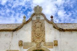 """Fortaleza de Nossa Senhora dos Prazeres, único monumento militar do século XVIII existente no Paraná, instalado nos contrafortes do Morro da Baleia, erguido com paredes de um metro e meio de espessura, a Fortaleza foi concluída em 23 de abril de 1769. No alto do Morro da Baleia, junto à Fortaleza, estão canhões e trincheiras de pedras. É o chamado """"Labirinto dos Canhões"""".  FOTO: Jefferson Bernardes/Preview.com"""