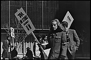 Madison, WI - March 1970. On March 15, 1970, the University of Wisconsin - Madison Teaching Assistants' Association voted to strike, and the campus was filled with picket lines as well as demonstrations of related and other issues. The strike lasted until early April, when the Association and University came to an agreement.