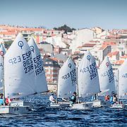 © Maria Muina I Sailingshots.es, 28/09/2019 - Vigo (Pontevedra) - Regata Rey Juan Carlos - El Corte Inglés Máster 2019, Sanxenxo 2019 - Presentación Sede El Corte Inglés de Vigo.