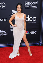 Becky G at the 2019 Billboard Music Awards held at the MGM Grand Garden Arena in Las Vegas, USA on May 1, 2019.