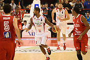 DESCRIZIONE : Pistoia Lega serie A 2013/14  Giorgio Tesi Group Pistoia Pesaro<br /> GIOCATORE : BRADLEY WANAMAKER<br /> CATEGORIA : palleggio<br /> SQUADRA : Giorgio Tesi Group Pistoia<br /> EVENTO : Campionato Lega Serie A 2013-2014<br /> GARA : Giorgio Tesi Group Pistoia Pesaro Basket<br /> DATA : 24/11/2013<br /> SPORT : Pallacanestro<br /> AUTORE : Agenzia Ciamillo-Castoria/M.Greco<br /> Galleria : Lega Seria A 2013-2014<br /> Fotonotizia : Pistoia  Lega serie A 2013/14 Giorgio  Tesi Group Pistoia Pesaro Basket<br /> Predefinita :