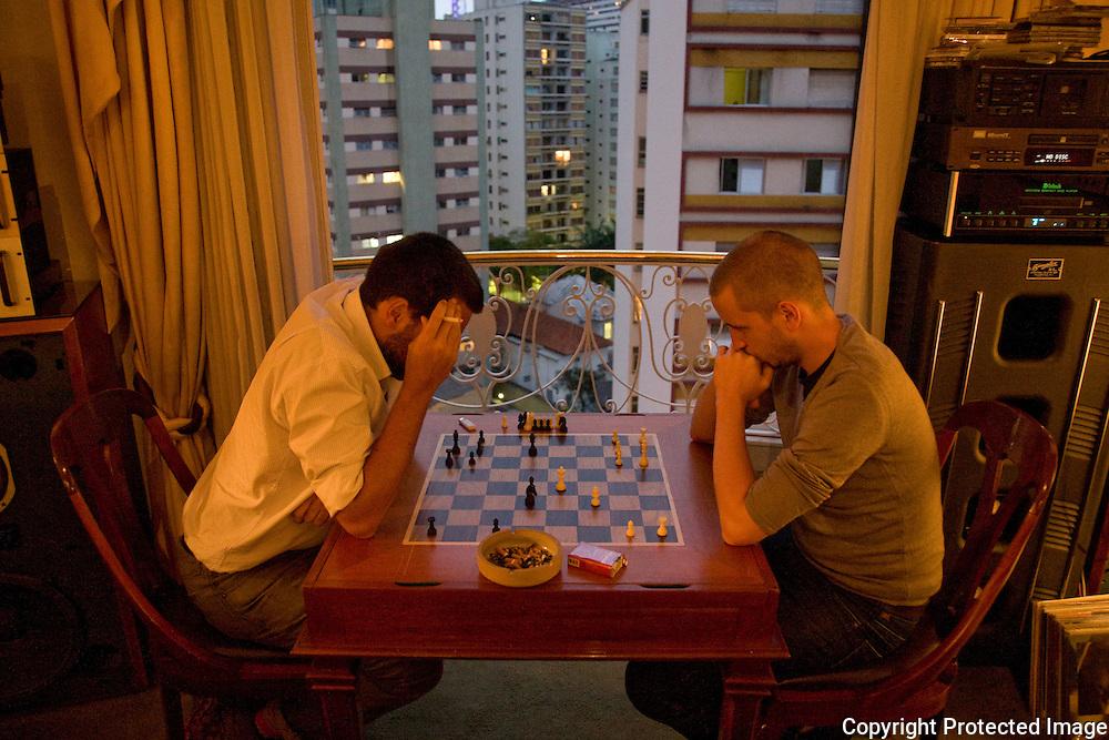 Rubens Azevedo & Julian Loeffler