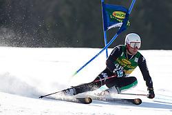 MARSAGLIAMatteo of Italy during the 1st Run of Men's Giant Slalom - Pokal Vitranc 2014 of FIS Alpine Ski World Cup 2013/2014, on March 8, 2014 in Vitranc, Kranjska Gora, Slovenia. Photo by Matic Klansek Velej / Sportida
