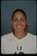 2000 Miami Hurricanes Women's Soccer Head Shots
