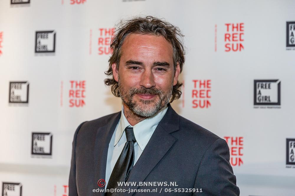 NLD/Amsterdam//20170410 - Free a Girl Celebrity Night, Jeroen Nieuwenhuize