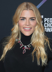 Victoria Beckham at the People's Choice Awards 2018 at The Barker Hangar on November 11, 2018 in Santa Monica, California. (Photo by Xavier Collin/PictureGroup). 11 Nov 2018 Pictured: Busy Philipps. Photo credit: Xavier Collin / MEGA TheMegaAgency.com +1 888 505 6342