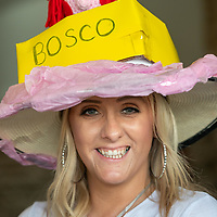 REPRO FREE<br /> Claire Conlon, Athboy pictured at the 43nd Kinsale Gourmet Festival Mad Hatters Taste of Kinsale.<br /> Picture. John Allen