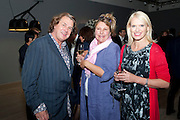 TONY VAN DEN END; LISA HEATHCOTE; ANNEKA RICE, Maggie's autumn fundraiser in aid of the Cancer charity. .  Phillips de Pury & Company, 9 Howick Place, London <br /> www.maggiescentres.org. 27 September 2010. <br /> <br /> -DO NOT ARCHIVE-© Copyright Photograph by Dafydd Jones. 248 Clapham Rd. London SW9 0PZ. Tel 0207 820 0771. www.dafjones.com.