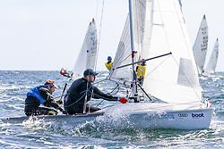 , Kiel - Kieler Woche 17. - 25.06.2017, 505 - GBR 9177 - Thomas GILLARD - Harry BRIDDON - Sheffield Viking Sailing Club