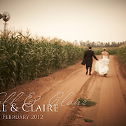 Claire & Niall 2012