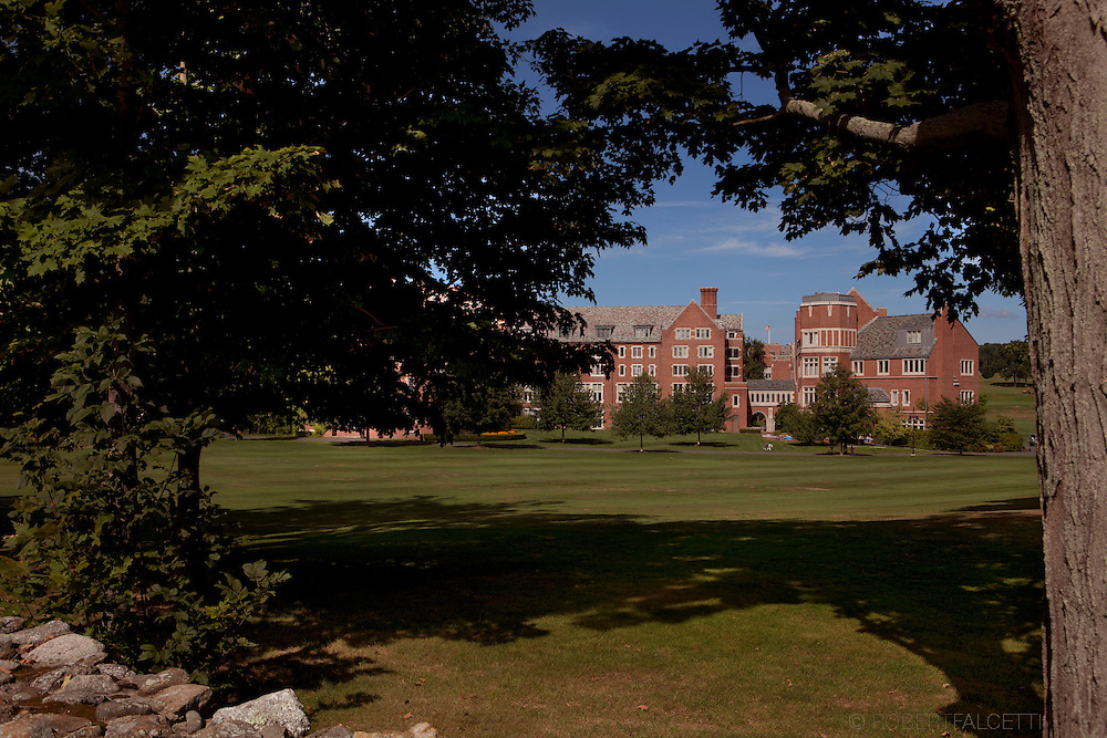 Taft School-August 2013- Taft School campus. (Photo by Robert Falcetti)