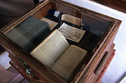 Fletcher Christians bible, Pitcairn Island