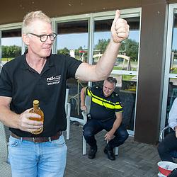 BIDDINGHUIZEN (NED) WIELRENNEN<br /> Zuiderzeeronde eerste wedstrijd Nederlandse Loterij  Clubcompetitie 2021<br /> Frans van Varik