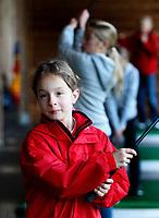 WASSENAAR - Jeugdgolf op Golfclub Rozenstein. COPYRIGHT KOEN SUYK