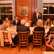 Georgetown, Maine - 9/30/17 -- Wedding of Jim and Lori at The Grey Havens Inn. Photo by Roger S. Duncan.