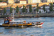 passenger ferry boat av. diogo leite vila nova de gaia porto portugal