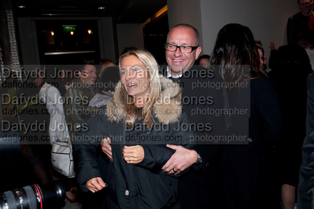 Sean Pertwee; Jacqui Hamilton-Smith, Savoy Theatre's Legally Blonde- The Musical,  Gala night. After-party at the Waldorf Hilton. London. 13 January 2010. *** Local Caption *** -DO NOT ARCHIVE-© Copyright Photograph by Dafydd Jones. 248 Clapham Rd. London SW9 0PZ. Tel 0207 820 0771. www.dafjones.com.<br /> Sean Pertwee; Jacqui Hamilton-Smith, Savoy Theatre's Legally Blonde- The Musical,  Gala night. After-party at the Waldorf Hilton. London. 13 January 2010.