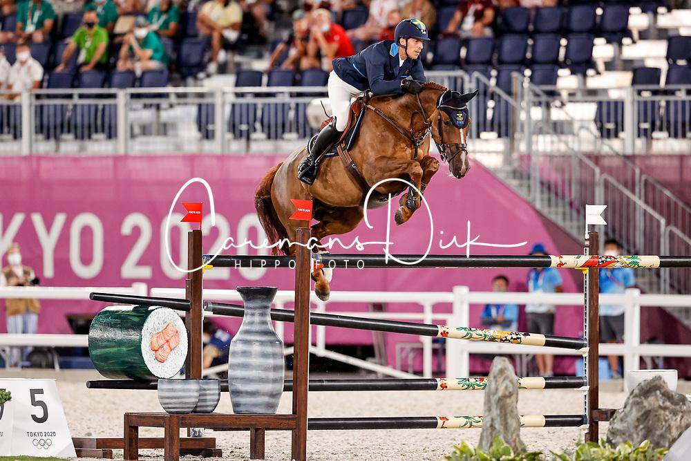 Von Eckermann Henrik, SWE, King Edward, 388<br /> Olympic Games Tokyo 2021<br /> © Hippo Foto - Stefan Lafrentz<br /> 04/08/2021