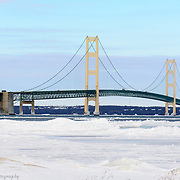Mackinac Bridge, Mackinac City, Michigan