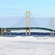 Mackinac Bridge, Mackinac City, Michigan