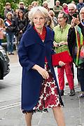 80e verjaardag van Prof. mr. Pieter van Vollenhoven in theater Figi in Zeist<br /> <br /> 80th birthday of Prof. dr. Pieter van Vollenhoven in the Figi theater in Zeist<br /> <br /> Op de foto / On the photo:  Prinses Irene