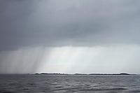Rain in Åfjorden, regnvær i Åfjorden, Vestlandet, Sogn og Fjordane