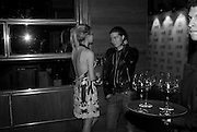 MARISSA MONTGOMERY AND HER BROTHER MAX MONTGOMERY, The Launch of the Cavalli Selection. 17 Berkeley St. London. 29 May 2008.   *** Local Caption *** -DO NOT ARCHIVE-© Copyright Photograph by Dafydd Jones. 248 Clapham Rd. London SW9 0PZ. Tel 0207 820 0771. www.dafjones.com.