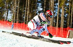 06.02.2011, Hannes-Trinkl-Strecke, Hinterstoder, AUT, FIS World Cup Ski Alpin, Men, Hinterstoder, Riesentorlauf, im Bild Bjoern Sieber (AUT) // Bjoern Sieber (AUT) during FIS World Cup Ski Alpin, Men, Giant Slalom in Hinterstoder, Austria, February 06, 2011, EXPA Pictures © 2011, PhotoCredit: EXPA/ J. Feichter