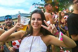 Movimento de Público no palco funk durante a 24ª edição do Planeta Atlântida. O maior festival de música do Sul do Brasil ocorre nos dias 01 e 02 de fevereiro, na SABA, na praia de Atlântida, no Litoral Norte gaúcho. Foto: Gustavo Roth / Agência Preview