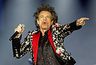 Mick Jagger and the Rolling Stones perform at the Hard Rock Stadium in Miami Gardens on Friday, August 30, 2019