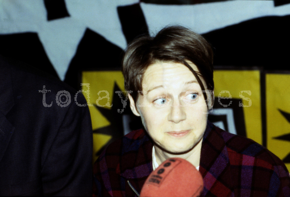 Cocteau twins  at the Festimad festival in 1996