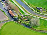 Nederland, Noord-Holland, XXX; 07-05-2021; <br /> Noorder Polderhuis<br /> QQQ<br /> <br /> luchtfoto (toeslag op standard tarieven);<br /> aerial photo (additional fee required)<br /> copyright © 2021 foto/photo Siebe Swart