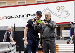 May 22, 2019 - Monte Carlo, Monaco - Motorsports: FIA Formula One World Championship 2019, Grand Prix of Monaco, ..#33 Max Verstappen (NLD, Aston Martin Red Bull Racing) (Credit Image: © Hoch Zwei via ZUMA Wire)