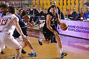 DESCRIZIONE : Roma LNP A2 2015-16 Acea Virtus Roma Assigeco Casalpusterlengo<br /> GIOCATORE : Robert Fultz<br /> CATEGORIA : palleggio<br /> SQUADRA : Assigeco Casalpusterlengo<br /> EVENTO : Campionato LNP A2 2015-2016<br /> GARA : Acea Virtus Roma Assigeco Casalpusterlengo<br /> DATA : 01/11/2015<br /> SPORT : Pallacanestro <br /> AUTORE : Agenzia Ciamillo-Castoria/G.Masi<br /> Galleria : LNP A2 2015-2016<br /> Fotonotizia : Roma LNP A2 2015-16 Acea Virtus Roma Assigeco Casalpusterlengo