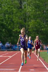Bethanie Brown, girls 800 meters, Maine State Track & FIeld Meet - Class B