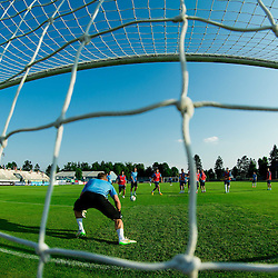 20150610: SLO, Football - Practice session of Slovenian National Team in Kranj