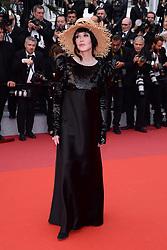 Premiere film 'La belle epoque'. 20 May 2019 Pictured: Isabelle Adjani. Photo credit: AFPS/MEGA TheMegaAgency.com +1 888 505 6342