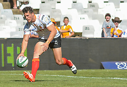 Shaun Venter of the Free State Cheetahs during the Currie Cup Premier division match between the The Free State Cheetahs and Griquas held at Toyota Stadium (Free State Stadium), Bloemfontein, South Africa on the 1st October 2016<br /> <br /> Photo by:   Frikkie Kapp / Real Time Images