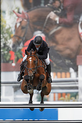 Van Der Schans Wout Jan, (NED), Capetown<br /> Akita Drilling Cup<br /> Spruce Meadows Masters - Calgary 2015<br /> © Hippo Foto - Dirk Caremans<br /> 09/09/15